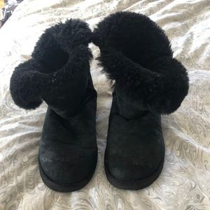 Ugg Bailey Button Boots size 6